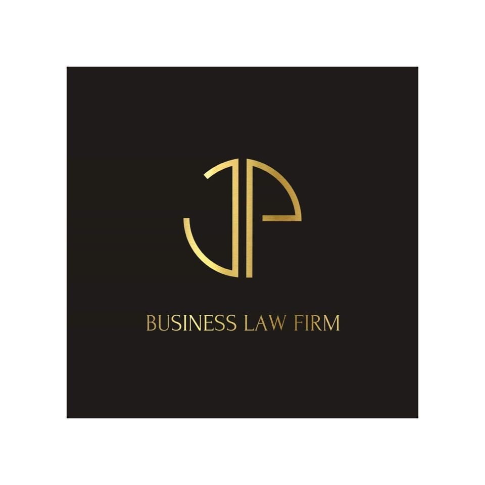 logo dla jp business law firm